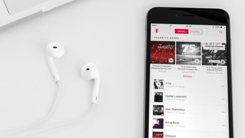 How to Stop Sharing an Apple Music Playlist