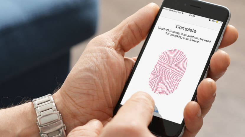 How to Lock Apps on Your iPhone with Touch ID