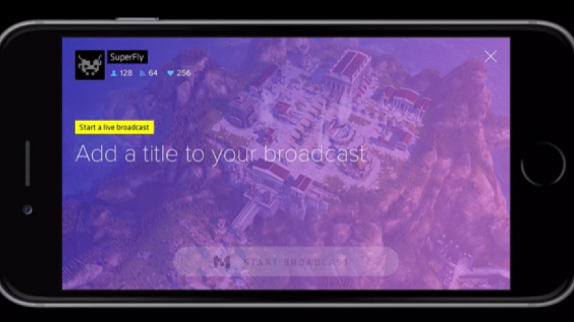 With iOS 10, Mobcrush Brings Live Game Streaming to iOS, at Long Last.