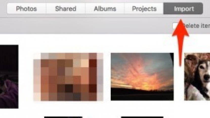 how to get photos from iphone to mac automatically