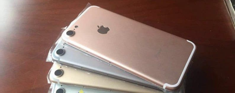 iPhone 7 Rumors Suggest September 16 Release Date