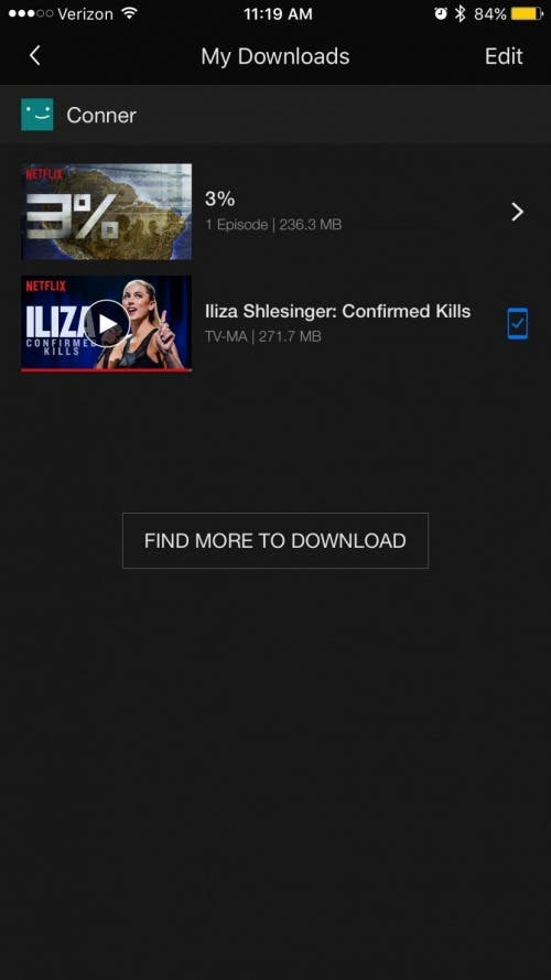 how to download netflix shows for offline viewing