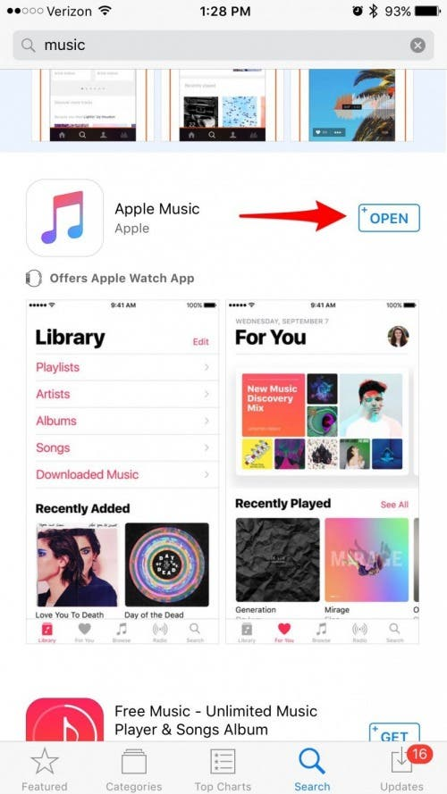 how to get your music back on itunes