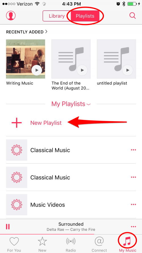 how to put new songs on iphone