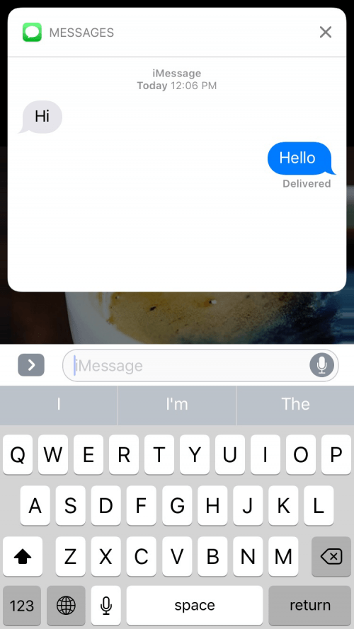 How to Respond to Notifications in iOS 10