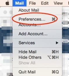 how to create automatic email folder gmail