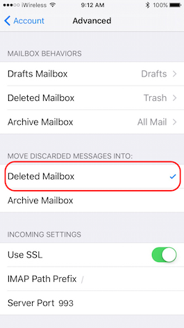 google mail how to delete all mail