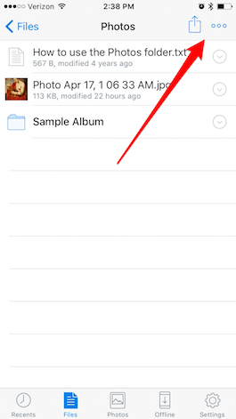 how to put all photos from iphone to computer