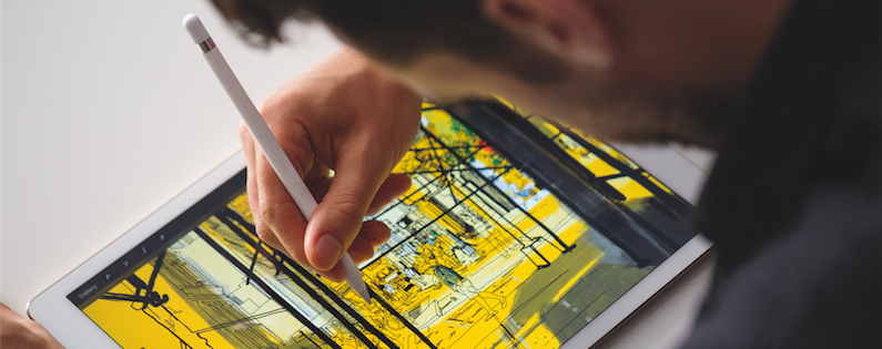 Eddy Cue Speaks with Dropbox Amongst iPad Pro Release Rumors