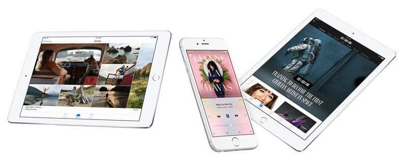 iOS 9.1 Now Available