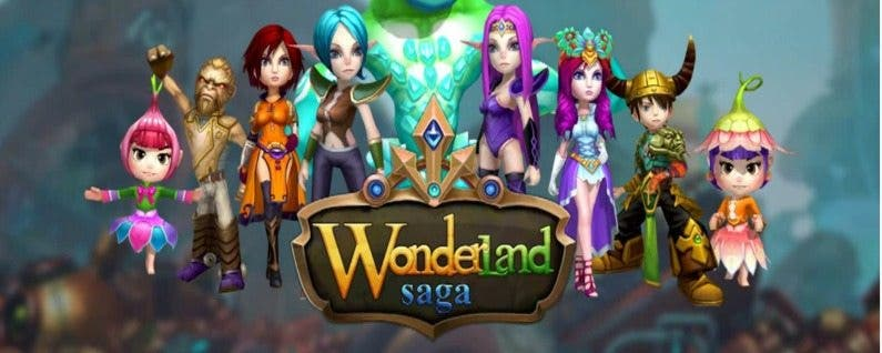 Wonderland Saga Lets Your Fight Your Way to the Top