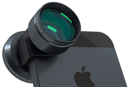 CES 2014: Ōlloclip Show Off Their Suite Of iOS Camera Tools