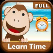 Back to school with First Interactive Time Learning App on iPad