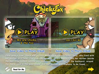 Happy Ring Ring® Launches ChickyFox™HD - A Sing Along Music Video App for Children