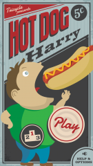 Tricycle launches first iOS game, Hot Dog Harry