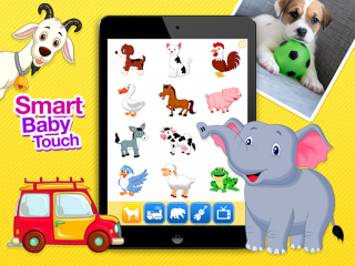 Exploring the world with Smart Baby Touch