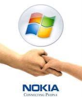 Microsoft Nokia tie-up