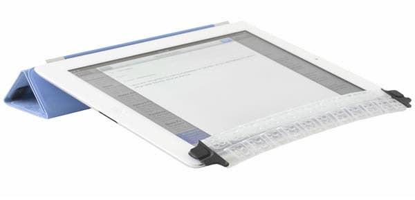 Touchfire Screen-Top Keyboard