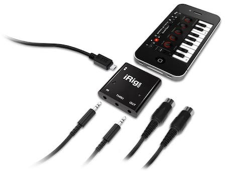 iRig MIDI
