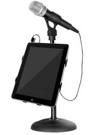 iKlip with iRig Mic