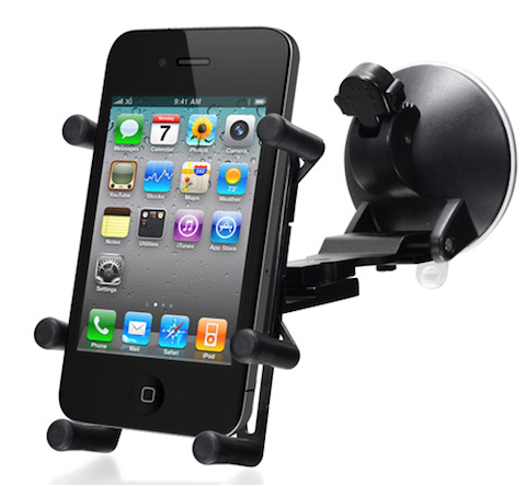 LUXA2 H5 Car-Mount