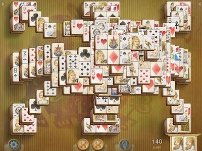 Mahjong Towers Touch HD Screen 1