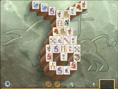 Mahjong Towers Touch HD Screen 2