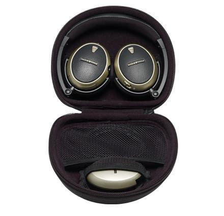 Phiatron PS 300 NC Headphones with Case