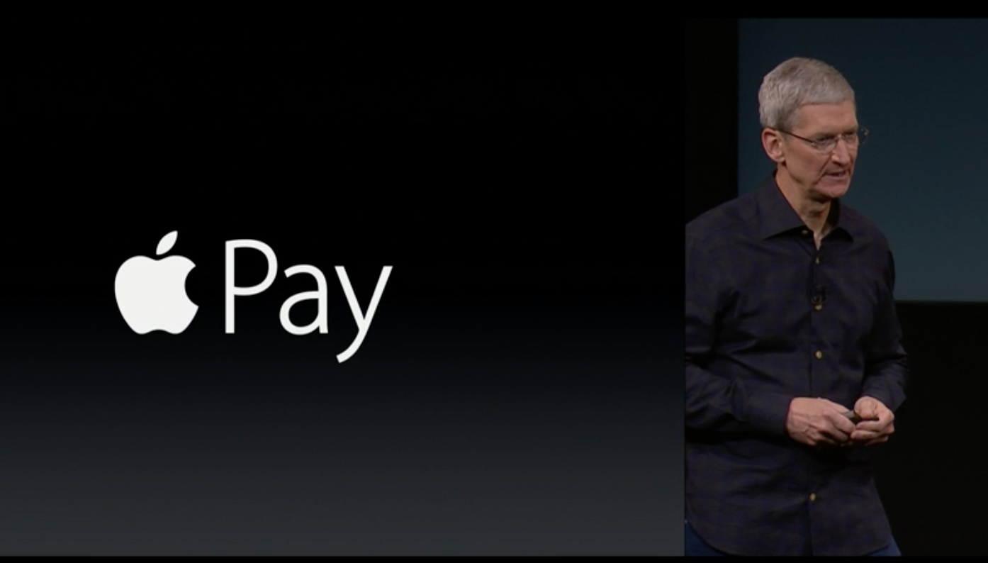 Pay with Apple Pay, Starting Monday
