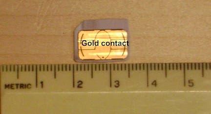 fresh cut micro-SIM