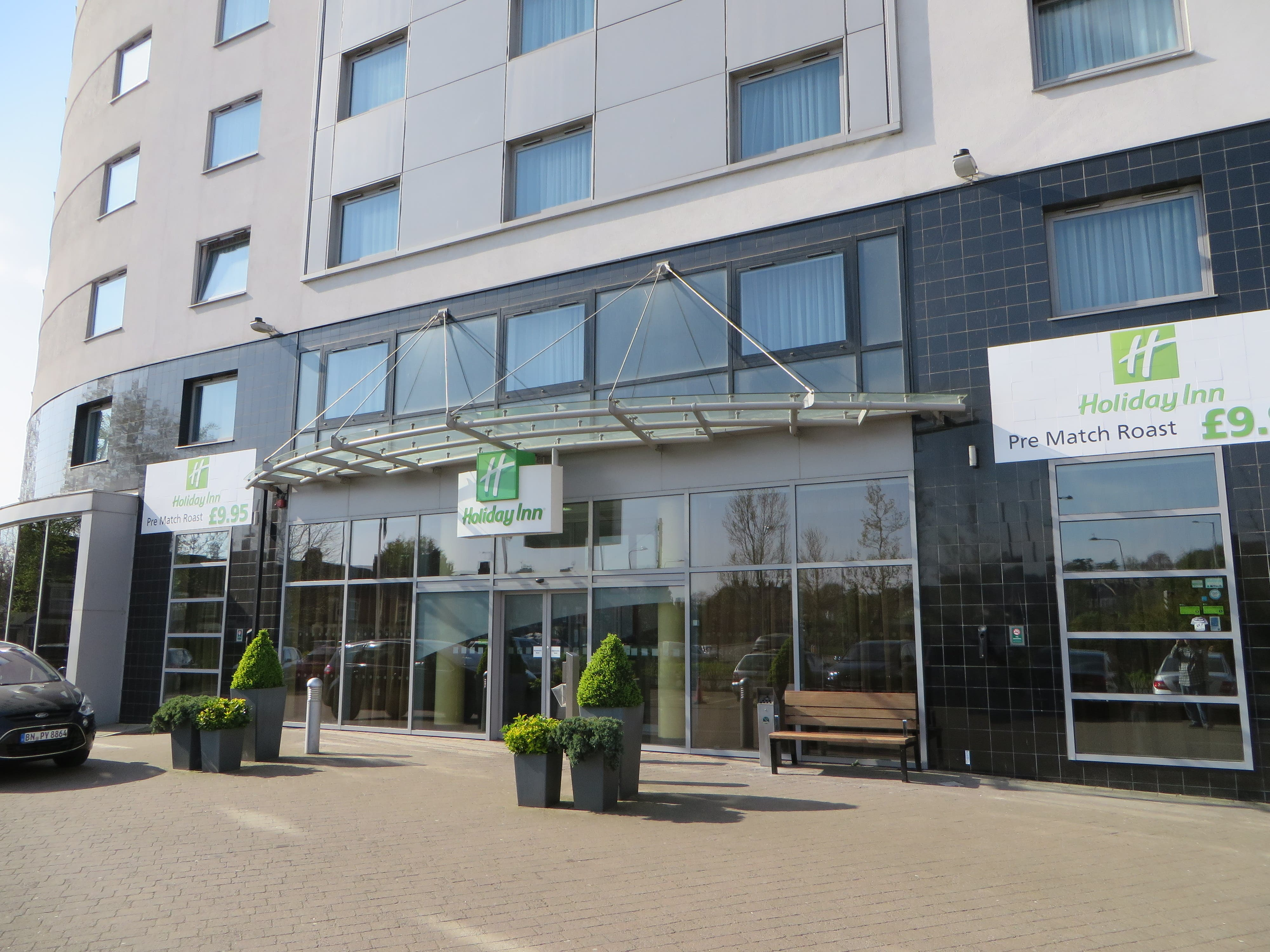 Holiday Inn, Norwich, UK