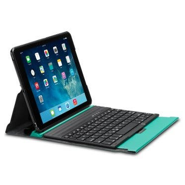 Kensington thin folio with keyboard for iPad Air