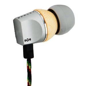 Siva's Reviews: House Of Marley Zion earphones