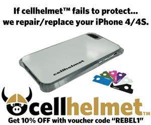 The CellHelmet