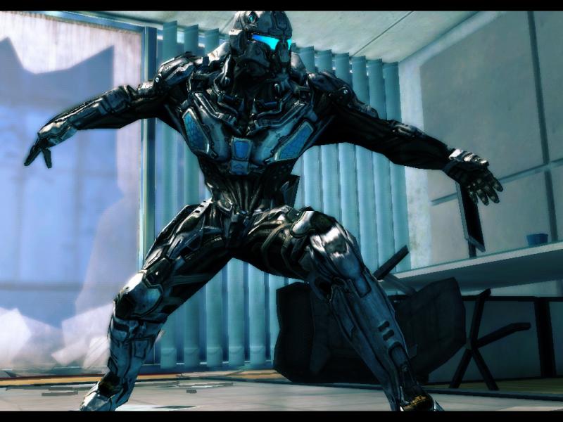 N.O.V.A. 3. Screenshot