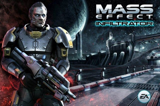 Electronic Arts: Mass Effect