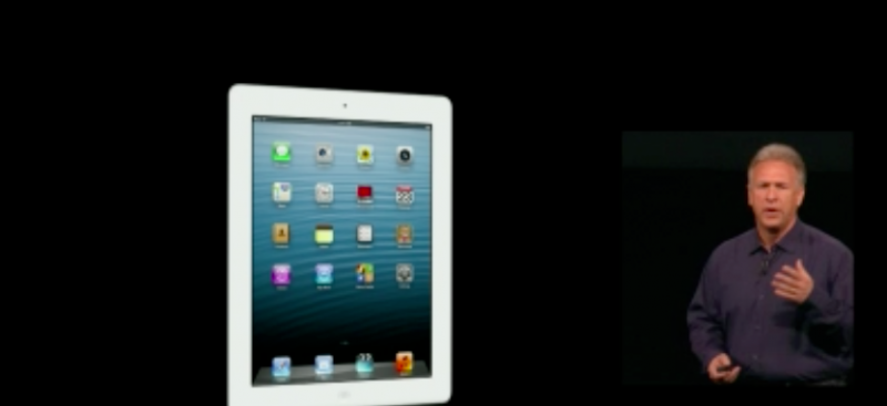 Siva's live blog: Apple's iPad mini event