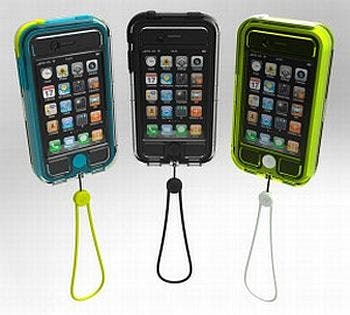 The Escape Capsule, Waterproof Case