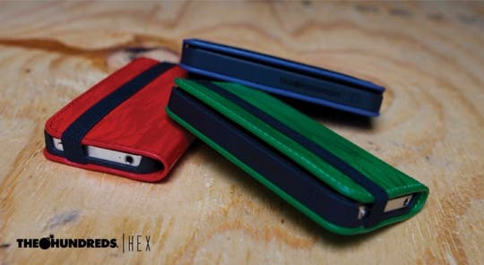 Siva's Reviews: HEX/The Hundreds: Code Wallet