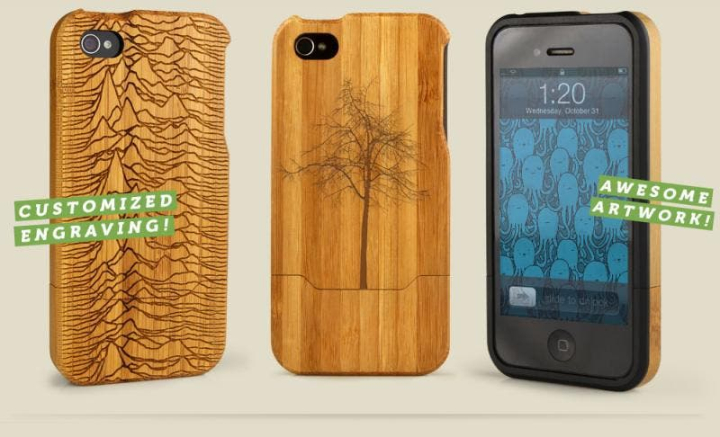 Grove iPhone 5 cases