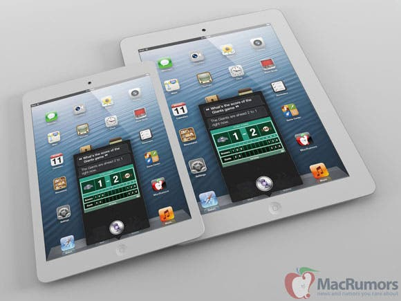 Siva's Special Report: the iPad mini