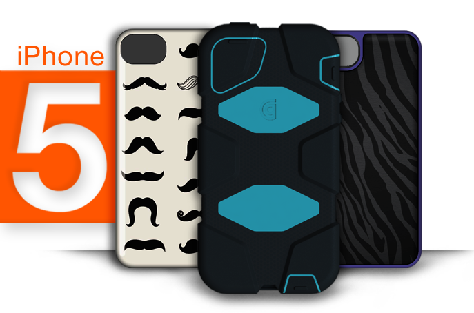 Griffin iPhone 5 cases