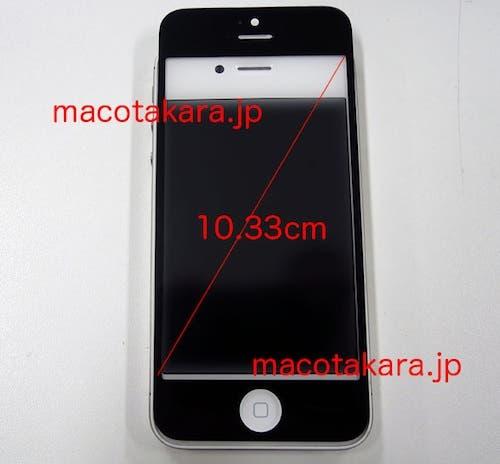 New iPhone Images. Courtesy of Macotakara.