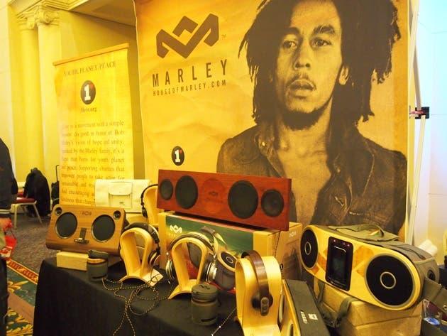 Siva's Reviews: House Of Marley Revolution Headphones