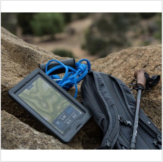 Siva's Reviews: Lifeproof nüüd waterproof iPad case