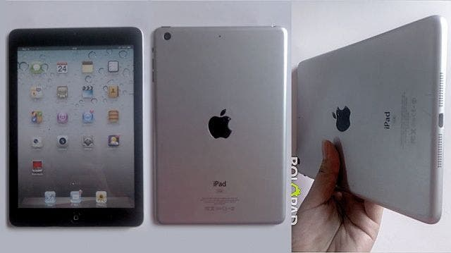 Siva's Updates: iPad mini