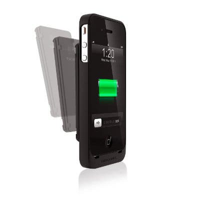 Siva's Reviews: Third Rail iPhone Battery Case