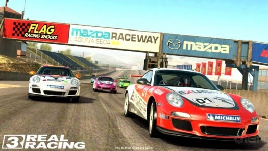 Siva's previews: Real Racing 3