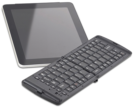 Summer Travel Series: Verbatim Wireless Keyboard