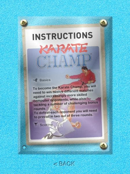 Karate Champ XL 4